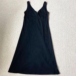 Only Hearts Black Chemise Dress